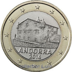 Common currency of the Euro in Andorra
