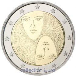 Coin Commemorative Finland 2006