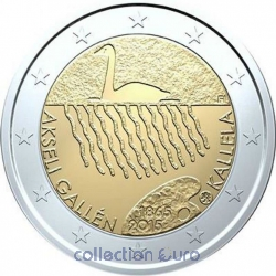 Coin Commemorative Finland 2015
