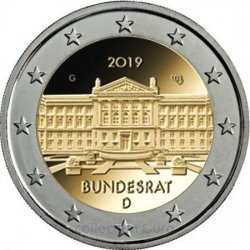 Coin Commemorative Germany 2019