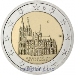 Coin Commemorative Germany 2011