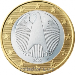 Common currency of the Euro in Germany