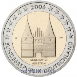 Coin Commemorative Germany 2006