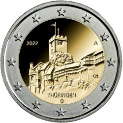 Coin Commemorative Germany 2022