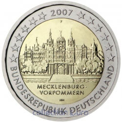 Coin Commemorative Germany 2007