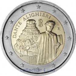Coin Commemorative Italy 2015