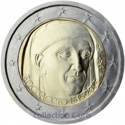 Coin Commemorative Italy 2013