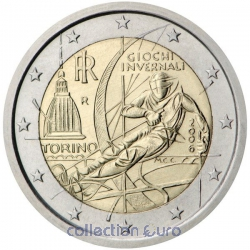 Coin Commemorative Italy 2006