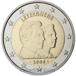Coin Commemorative Luxembourg 2006