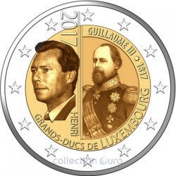commemorative coin of Euro 2€ 2017