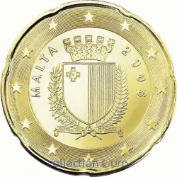 Common currency of the Euro in Malta