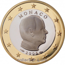 Common currency of the Euro in Monaco