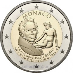 Coin Commemorative Monaco 2018