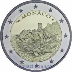 Coin Commemorative Monaco 2015