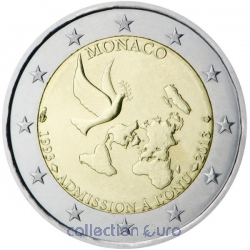 Coin Commemorative Monaco 2013