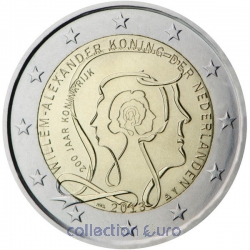 Coin Commemorative Netherlands 2013