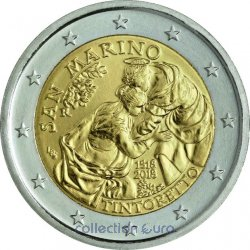 Coin Commemorative San Marino 2018