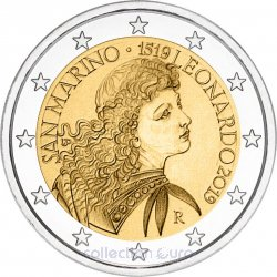 Coin Commemorative San Marino 2019