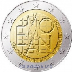 Coin Commemorative Slovenia 2015