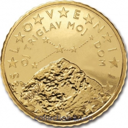 Common currency of the Euro in Slovenia