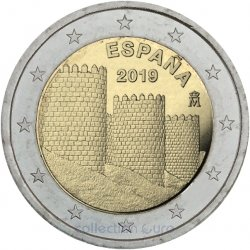 Coin Commemorative Spain 2019