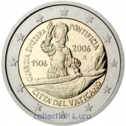 Coin Commemorative Vatican 2006