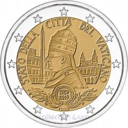 Coin Commemorative Vatican 2019